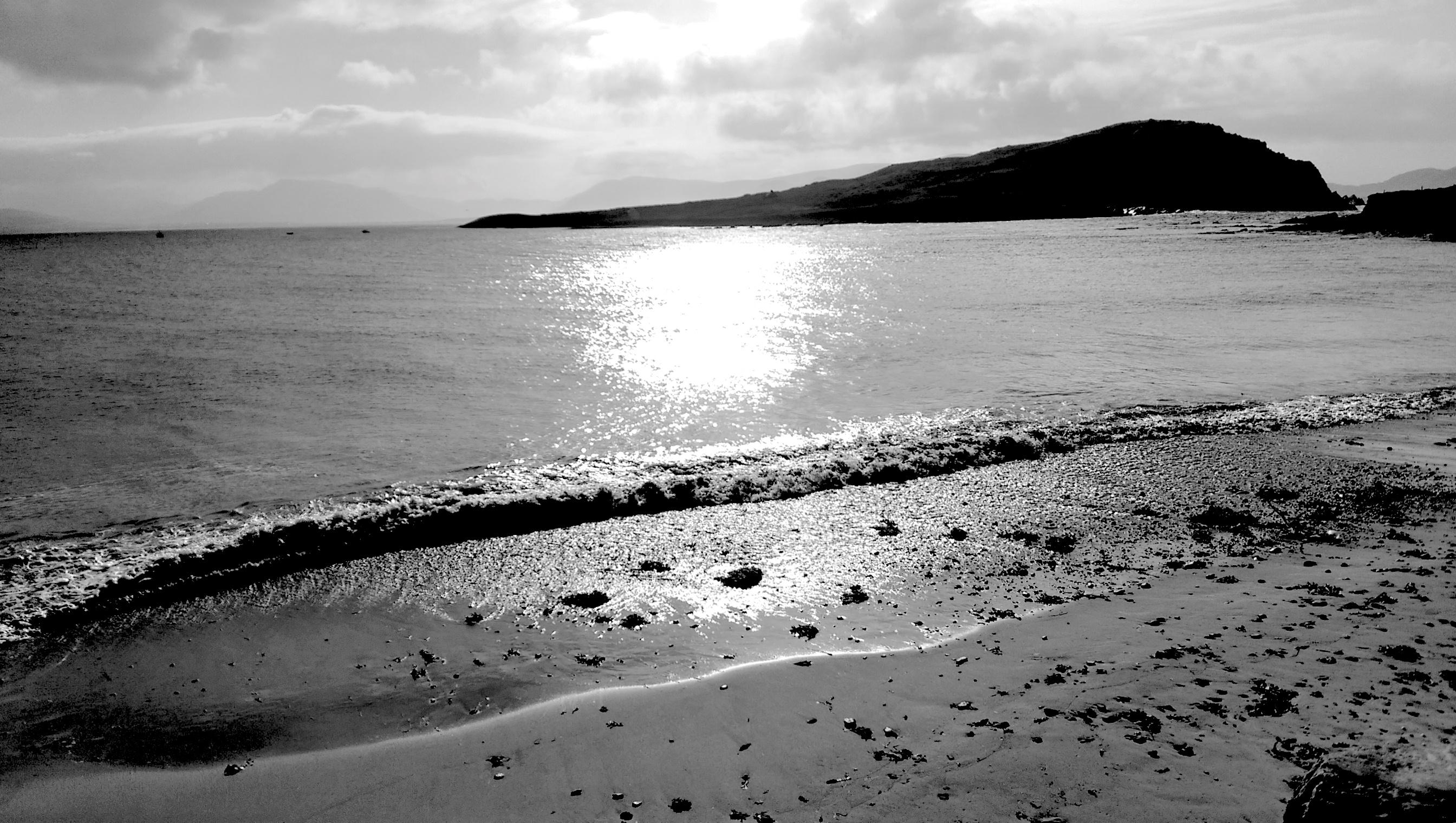 Strand im Südwesten Irlands