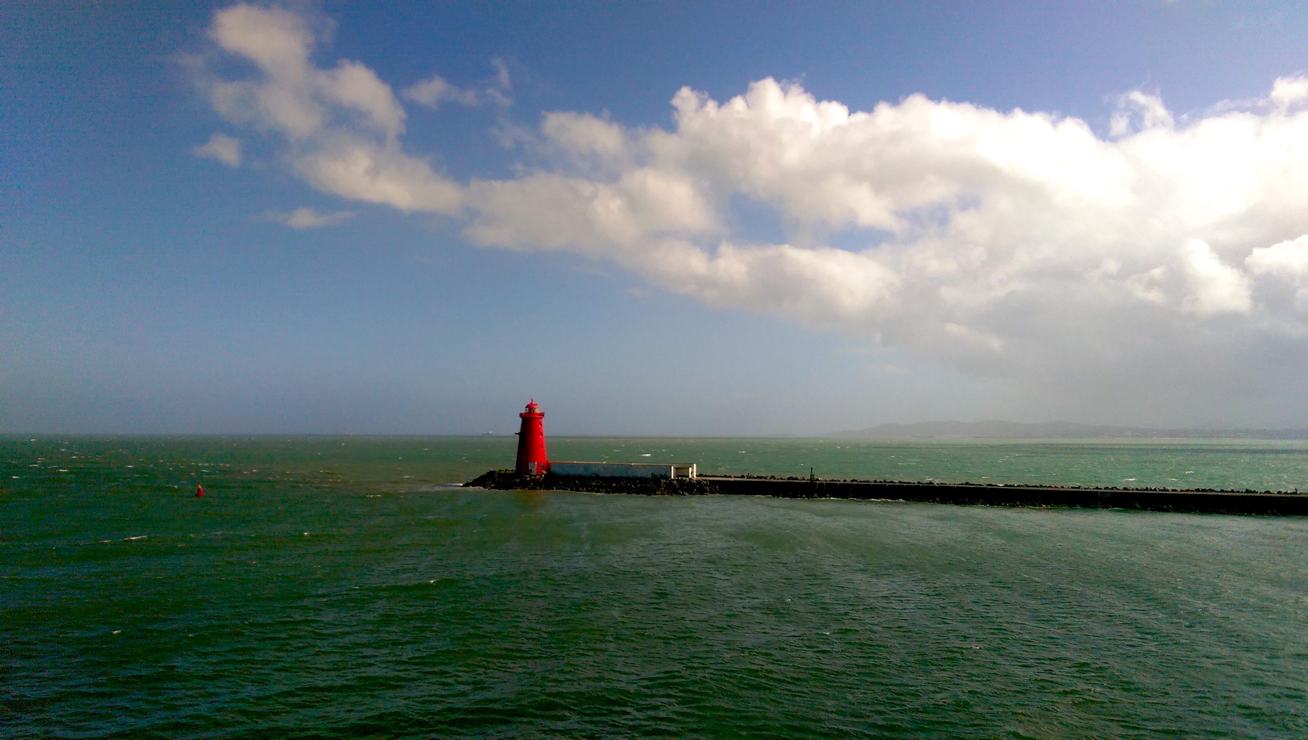 Leuchtturm Dublin