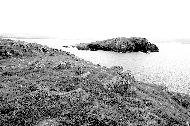 Kleine Insel vor der Südwestküste Irlands